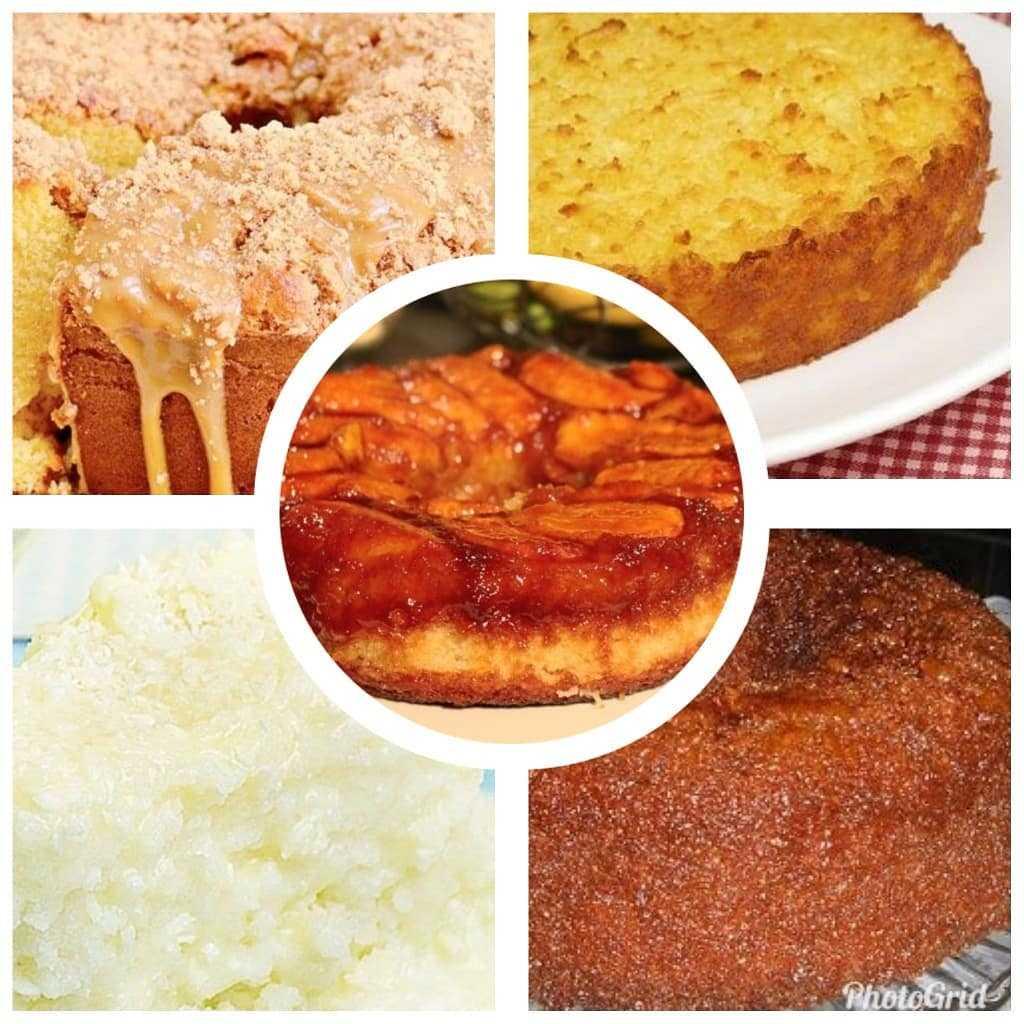 A Pão de Mel da Amazônia ja dispõe em seu mix de produtos os famosos bolos caseiros.