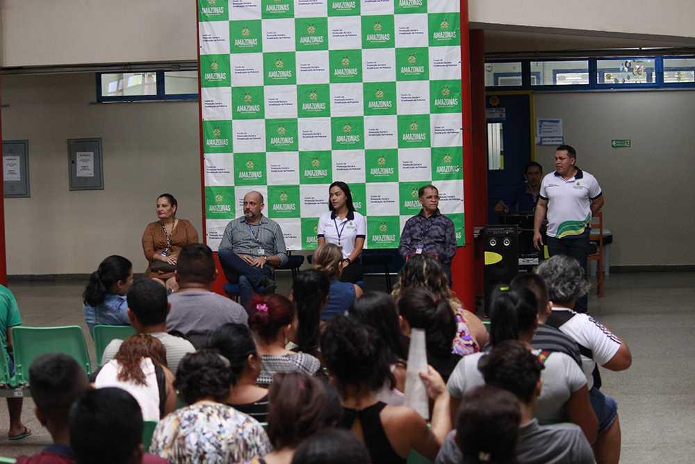 Governo do Amazonas, por meio do FPS, inicia atendimentos no Crédito Solidário
