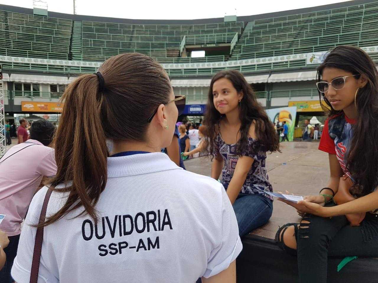 Conforme relatório de atividades, o órgão registrou 220 manifestações em seis meses / Foto : Divulgação