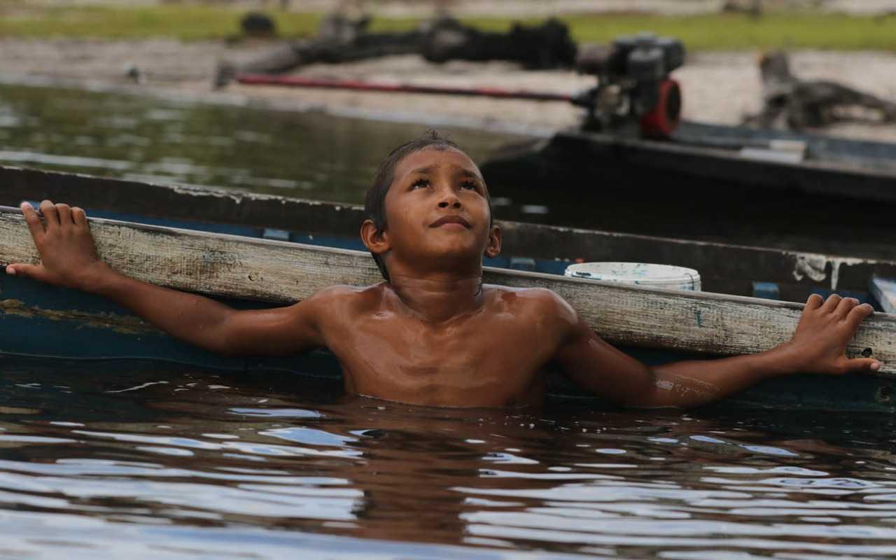Temporada de pesca esportiva consolida RDS do Uatumã / Fotos : Sérgio Oliveira/FAS (pousada) e Ricardo Oliveira/Sema (demais fotos)