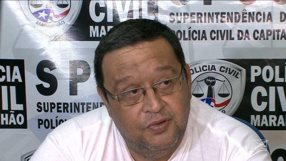 Roberto Elísio Coutinho se diz arrependido em cometer as agressões e afirmou que sofre de problemas mentais. — Foto: Reprodução/TV Mirante