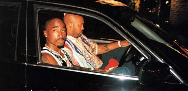 Tupac Shakur / Imagem: Reprodução