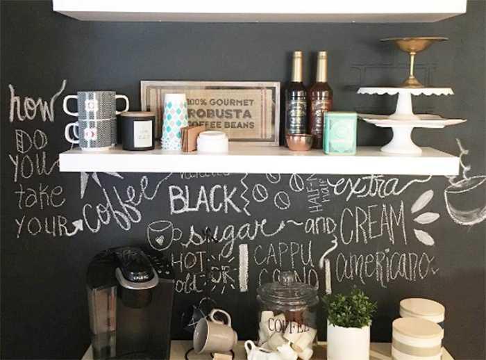 Dicas para montar um cantinho de café ideal em casa