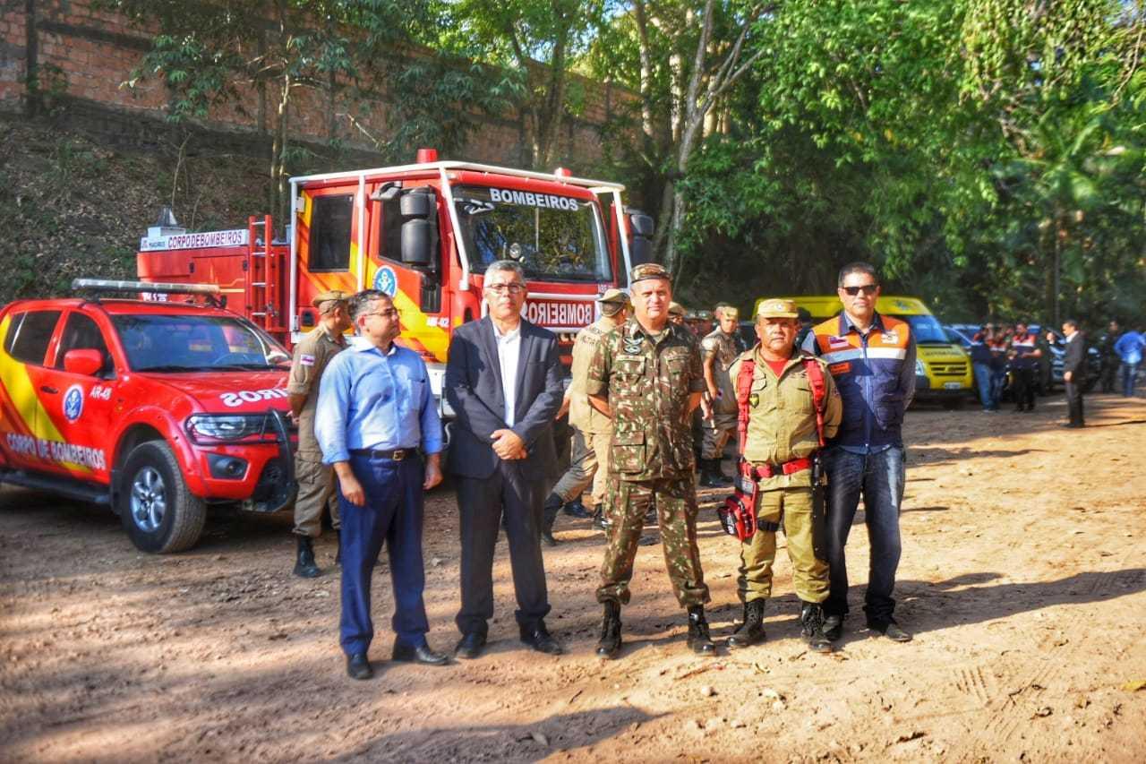 Governo lança operação com 800 pessoas para combater queimadas no sul do Amazonas / Foto : Divulgação