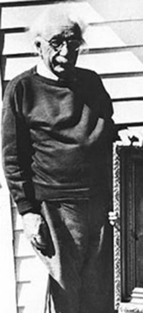 Albert Einstein / Imagem: Reprodução/Hooch