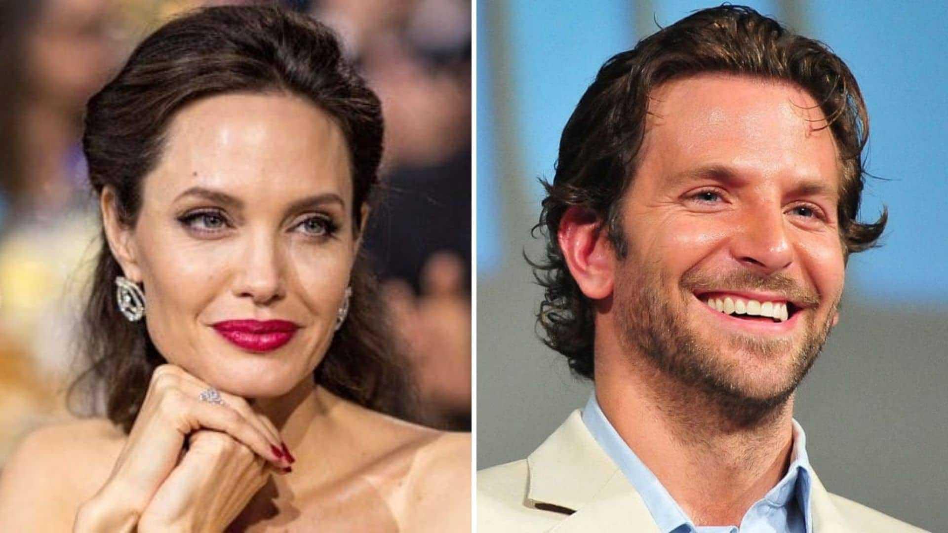 """""""Bradley Cooper e Angelina Jolie estão juntos"""", as novas dos famosos"""