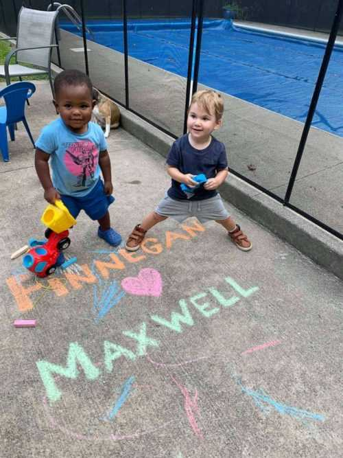 Finnegan e Maxwell