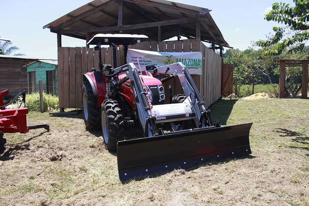 Governo do Amazonas incentiva modernização da agricultura familiar em Presidente Figueiredo