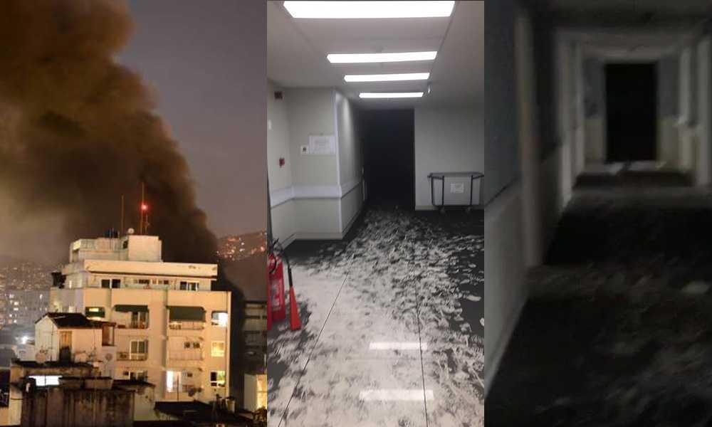 Confirmadas 11 mortes no incêndio que atingiu o Hospital Badim, no RJ