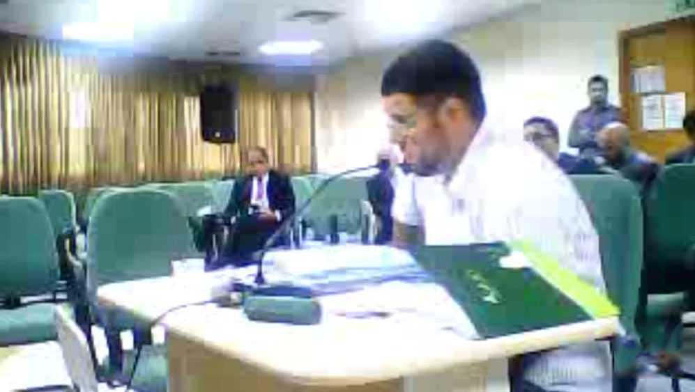Mouhamad Moustafa nega dar a senha do celular nem que pague com sua vida