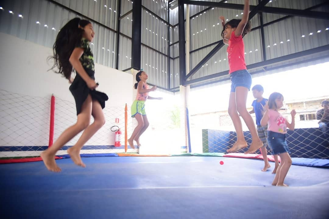 Caravana da Criança em Manacapuru / Foto : Divulgação