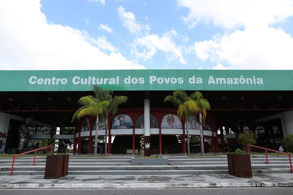 Centro Cultural dos Povos da Amazônia recebe o I Colóquio de Bibliotecas e Informação Digital / Foto: Michael Dantas / SEC