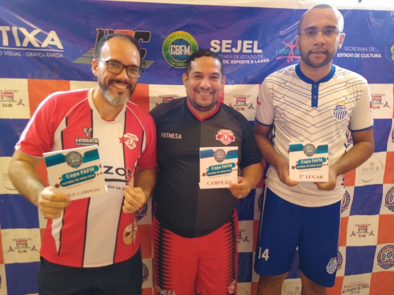 Copa FAFM na modalidade de 12 toques foi realizada no domingo (13/10), no estádio Carlos Zamith / Foto : Divulgação