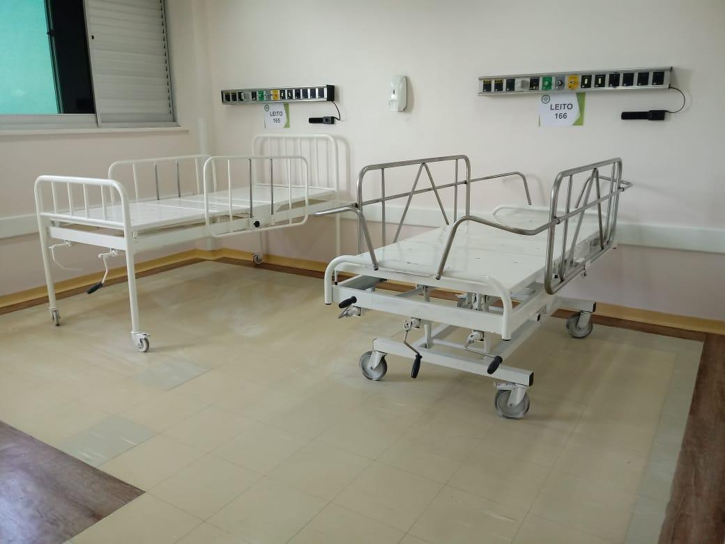 João Lúcio economiza R$ 126 mil com recuperação de móveis das enfermarias / Foto: Divulgação/Susam