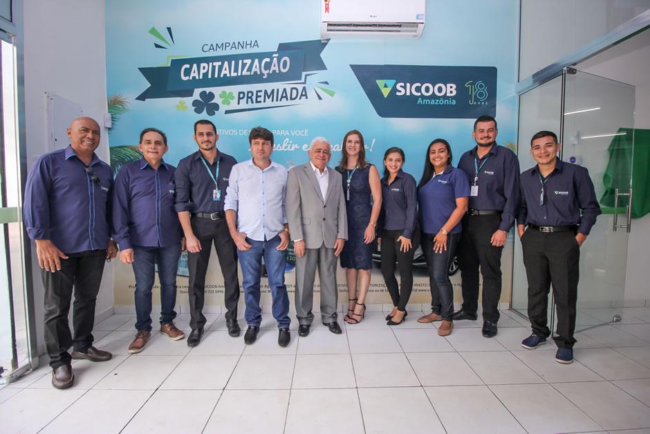 SICOOB Amazônia comemora 18 anos e avança nos Estados do Amazonas e Roraima