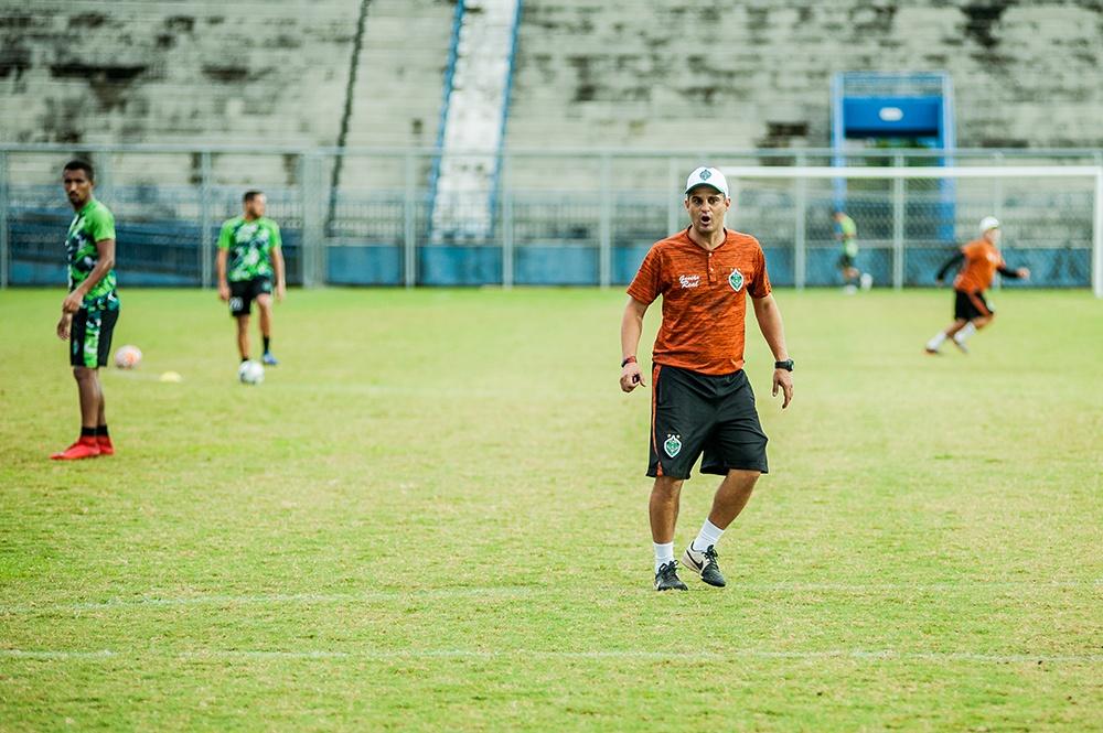 André Lima / Foto: Janailton Falcão/Manaus FC
