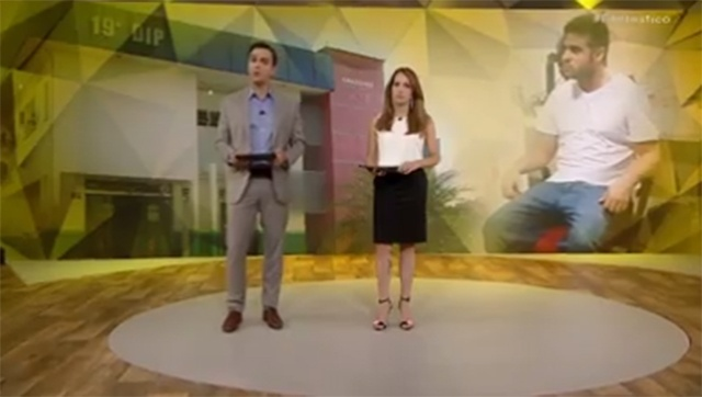 Questionamentos abertos pelo programa Fantástico após Caso Flávio