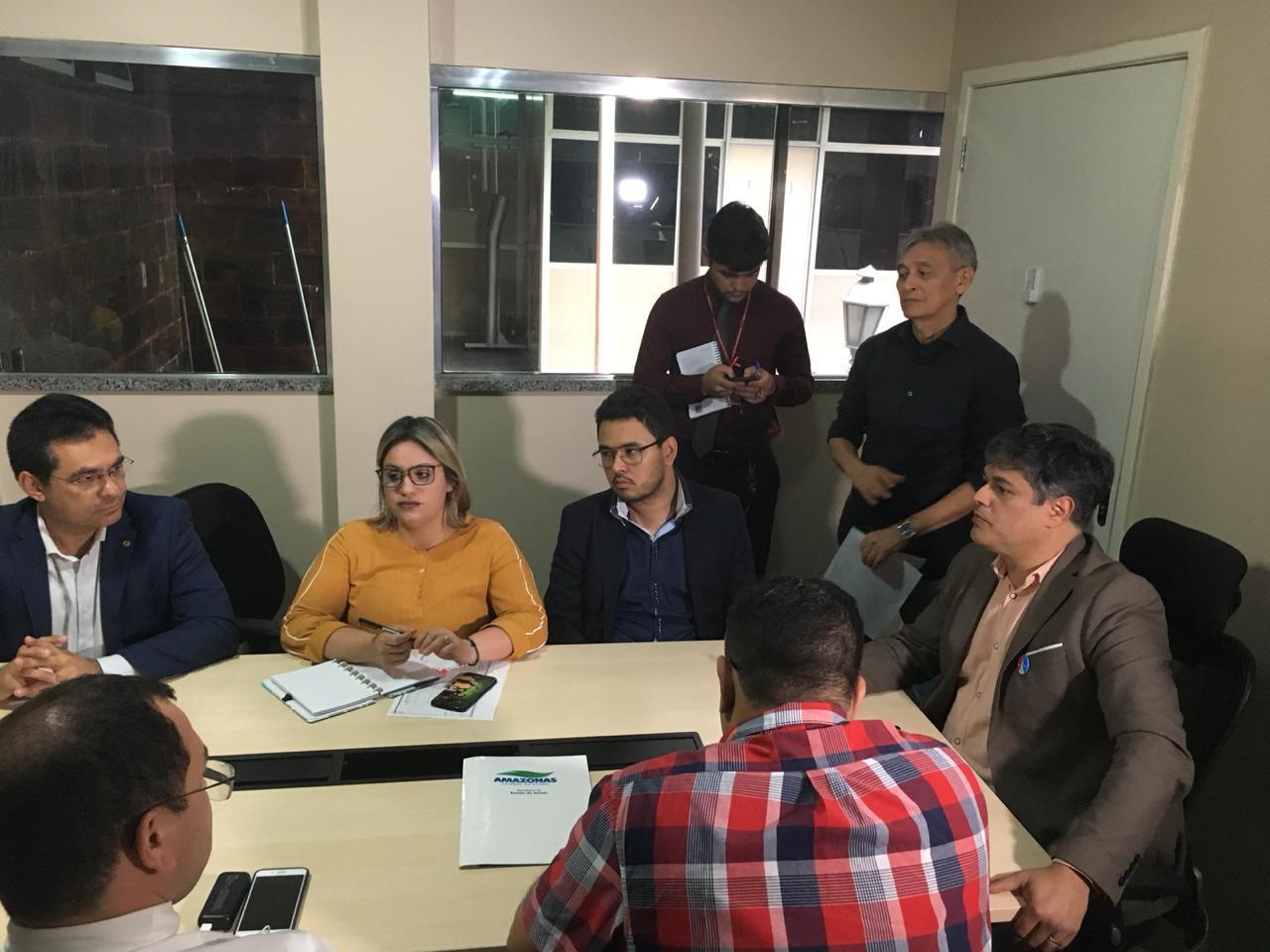 Governo do Estado deve absorver mão de obra terceirizada, afirma secretário de Saúde, Rodrigo Tobias / Foto: Divulgação/Susam