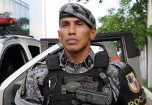 3o Sgt Rycson Nonato 2 / FOTO: Divulgação/SSP-AM