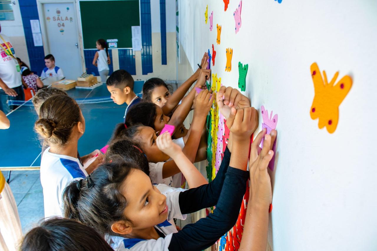 Escola do interior dEscola do interior do Amazonas recebe programa reconhecido pela ONU / Foto : Morgado e Capretzo Amazonas recebe programa reconhecido pela ONU