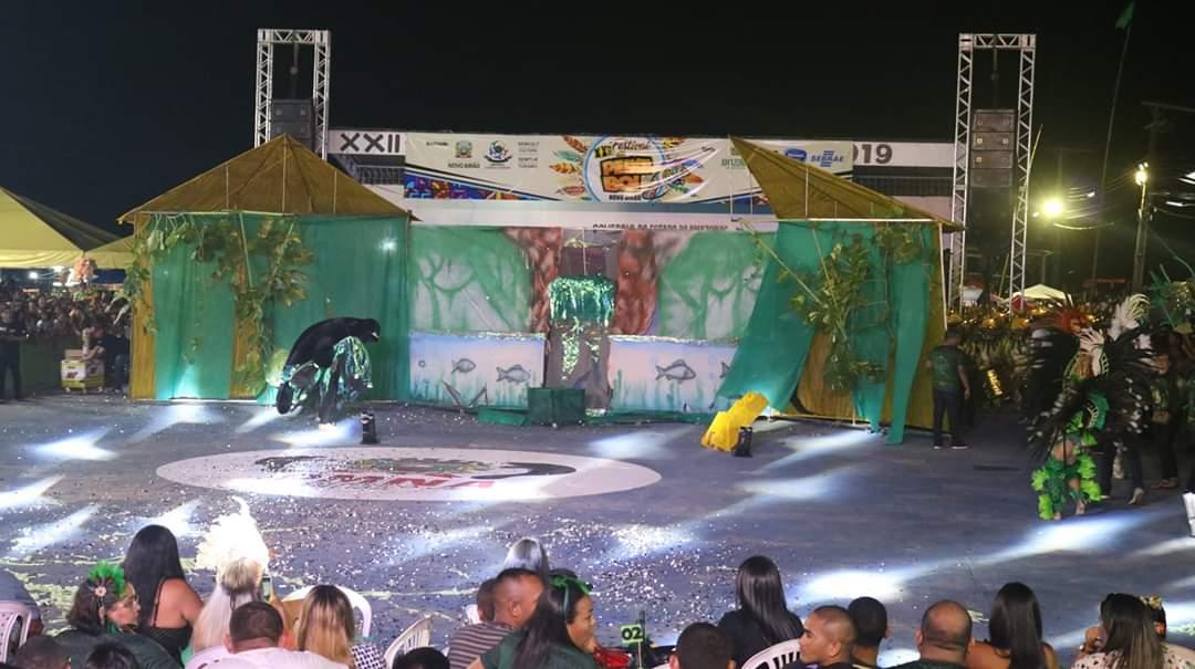XXII Eco Festival do Peixe Boi de Novo Airão / Fotos: Joel Arthus