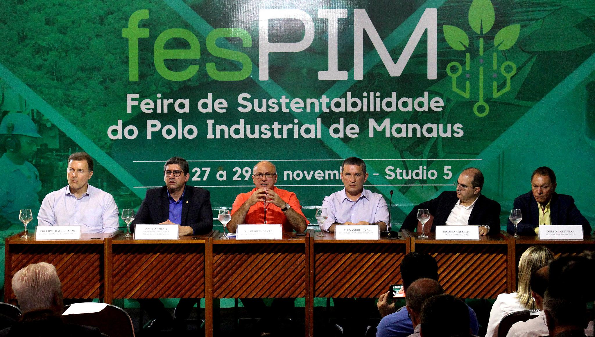 I Feira de Sustentabilidade do Polo industrial de Manaus (fesPIM)