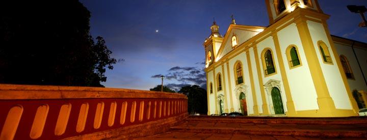 Catedral Metropolitana de Manaus - Nossa Senhora da Conceição / Foto : Alex Pazuello