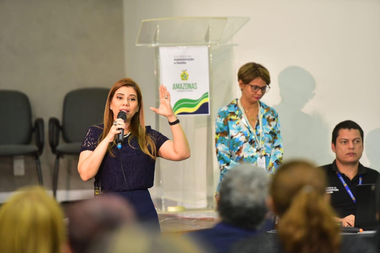 Inês Carolina Simonetti / Foto: Bruno Zanardo / Secom