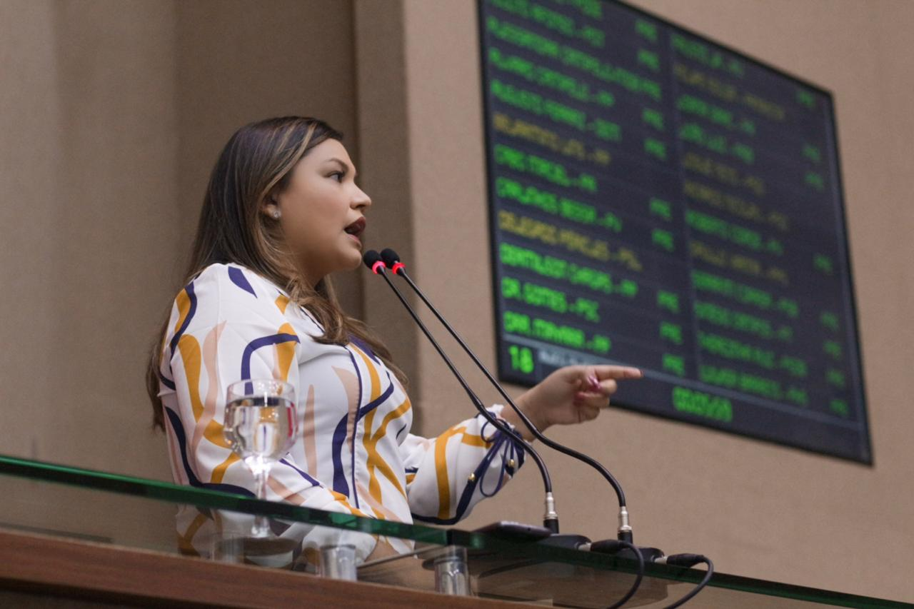 Deputada estadual Joana Darc / Foto : Divulgação