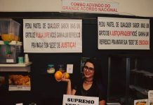 Pastelarica : Pastelaria oferece refresco grátis para quem gritar 'Lula Livre'
