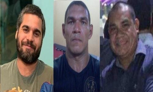 'CASO FLÁVIO': Justiça aperta o cerco e decreta prisão preventiva de Alejandro Valeiko, Mayc Parede e Elizeu da Paz