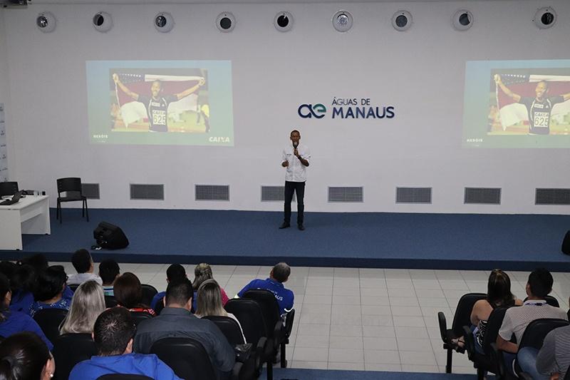 atleta amazonense Sandro Viana