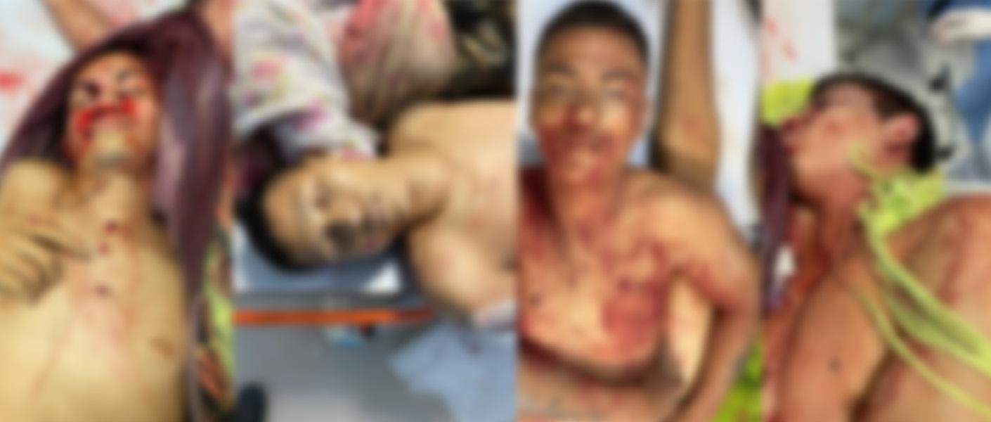 4 bandidos suicidas trocam tiro com a Força Tática em Manaus e levam a pior!