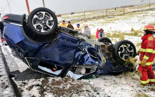Diario AS Peru / Reprodução Juan Pablo Vergara morreu após acidente de carro