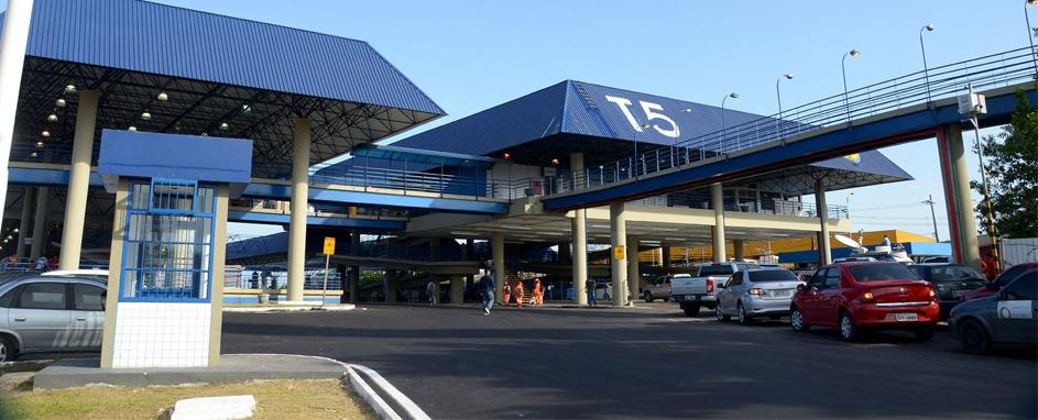 Terminal 5 / Foto : Divulgação