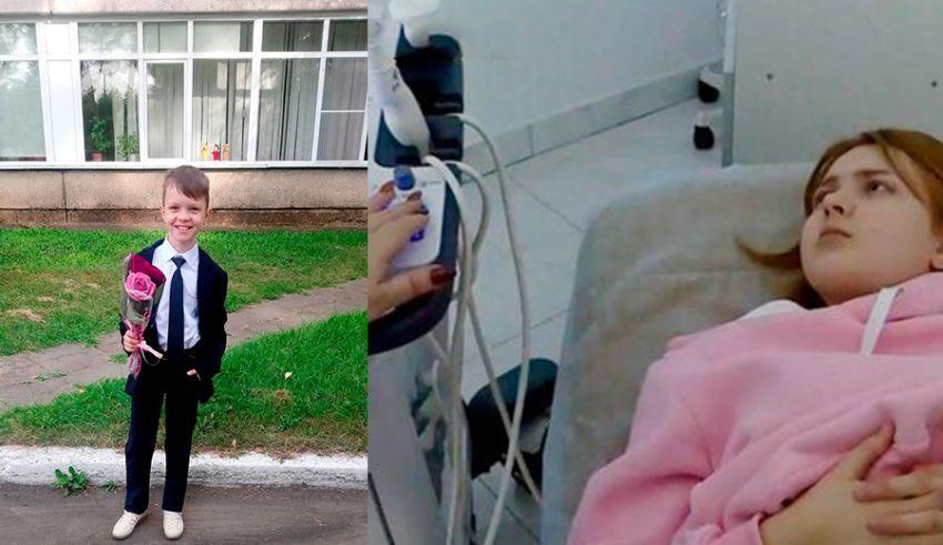 Daria e Ivan casal russo
