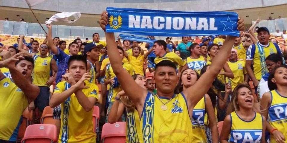 Nacional Futebol Clube / Divulgação