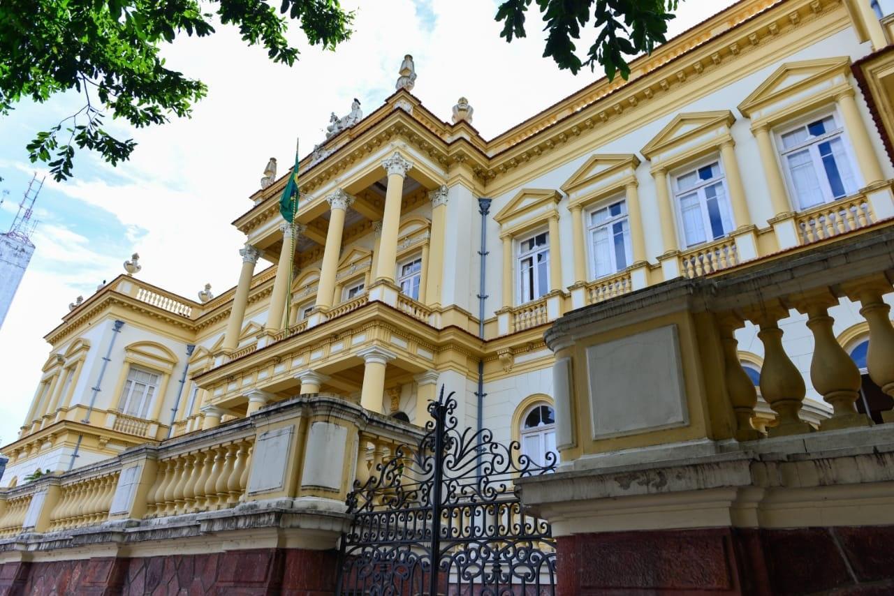 Palácio da Justiça / Divulgação