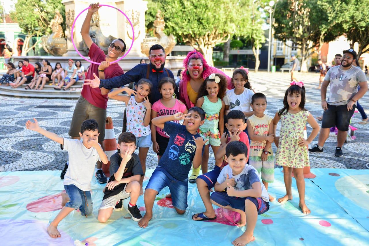 Teatro, literatura e programação infantil completam a agenda do fim de semana nos espaços culturais / Foto : Divulgação