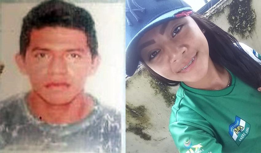 Polícia Civil pede o apoio da população para localizar homem investigado pelo feminicídio da ex-companheira dele, em Manacapuru
