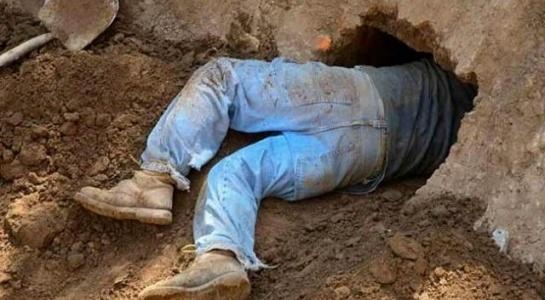 Homem cava túnel de sua casa até ao bar e ia para lá todas as noites enquanto sua esposa dormia