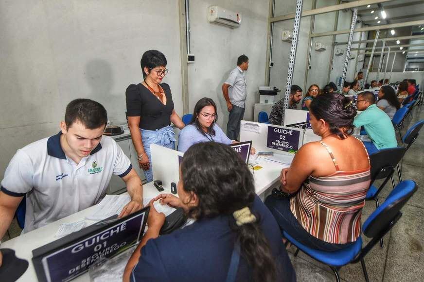 Amazonas mostra maior crescimento econômico do país e viabiliza empregabilidade / Foto: Gustavo Leite