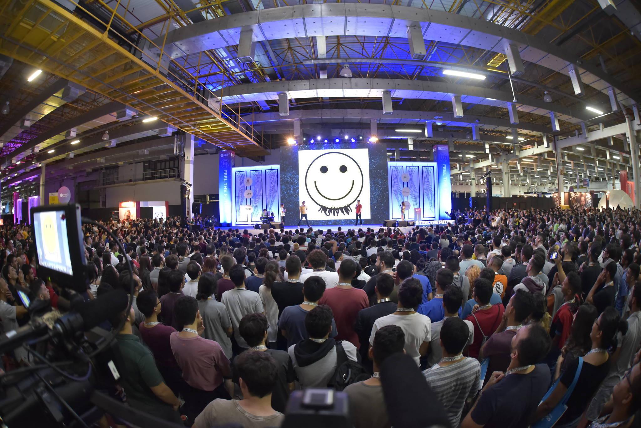 Campus Party Transire Amazônia / Foto : Divulgação