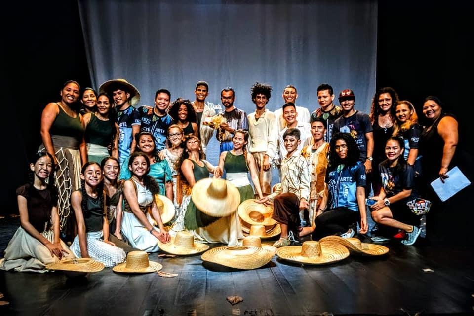Coreógrafo amazonense Wilson Júnior / Foto Reprodução Facebook