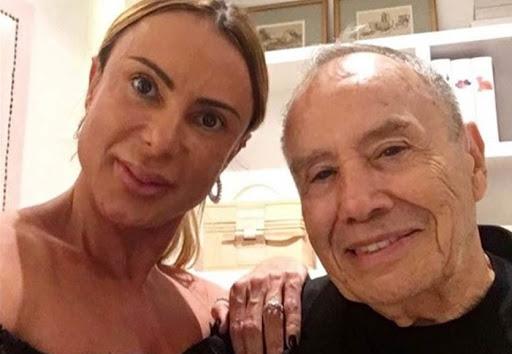 Stênio Garcia e Mari Saade