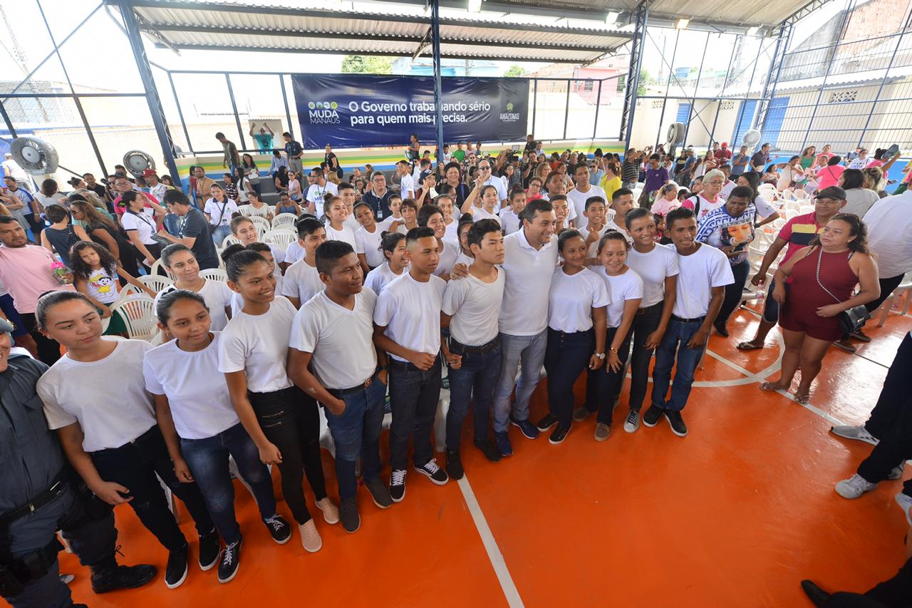Programa Jovem Cidadão / Foto : Divulgação