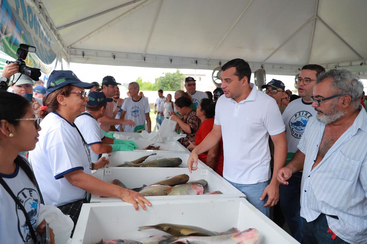 Programa Peixe no Prato / Foto : Divulgação