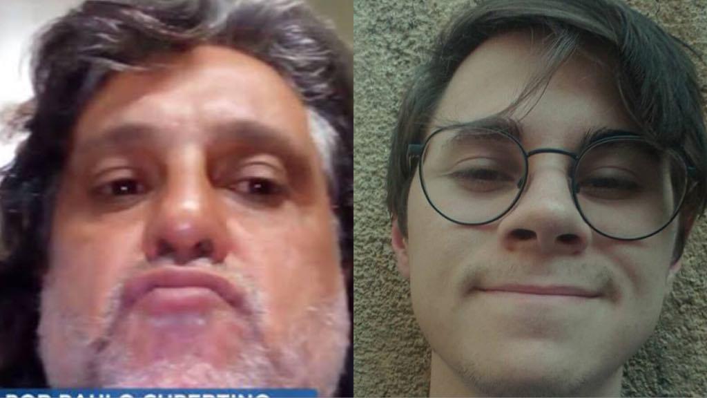 Paulo Cupertino, suspeito de assassinar Rafael Miguel e sua família (Foto: Instagram)