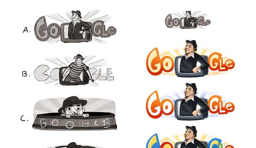 Tudo que você queria saber sobre o Doodle do Chespirito!
