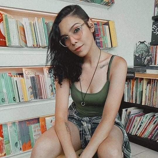 Isabela Tibcherani, ex de Rafael Miguel (Foto: Reprodução/Instagram)